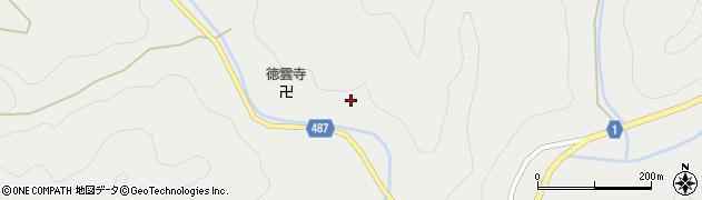 京都府綾部市老富町(湯屋ノ内)周辺の地図