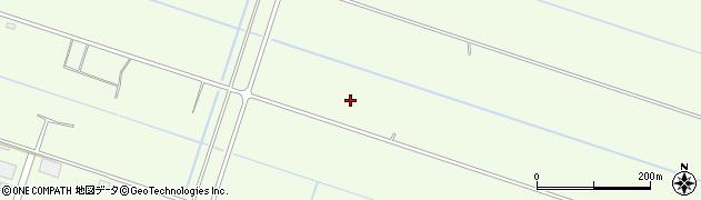 島根県松江市東出雲町錦浜周辺の地図