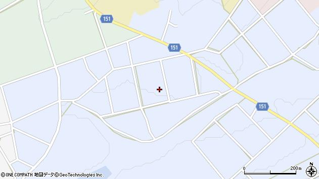 〒682-0947 鳥取県倉吉市大沢の地図