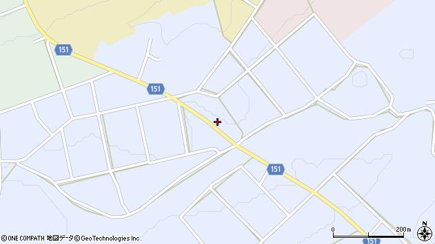 〒682-0942 鳥取県倉吉市国府の地図