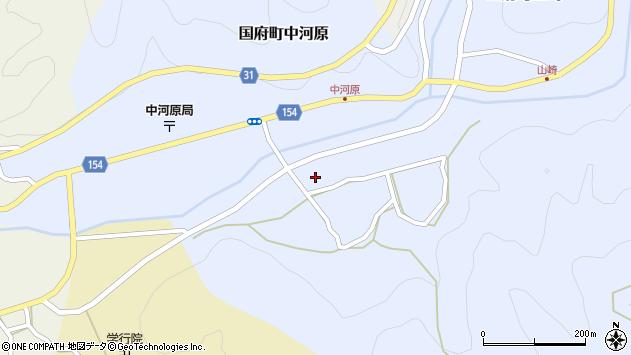 〒680-0223 鳥取県鳥取市国府町中河原の地図
