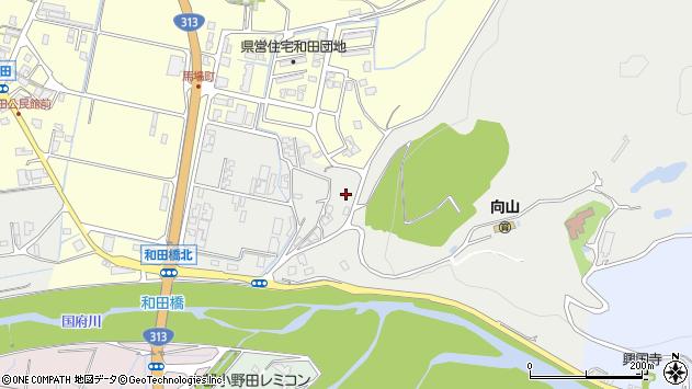 〒682-0913 鳥取県倉吉市和田東町の地図
