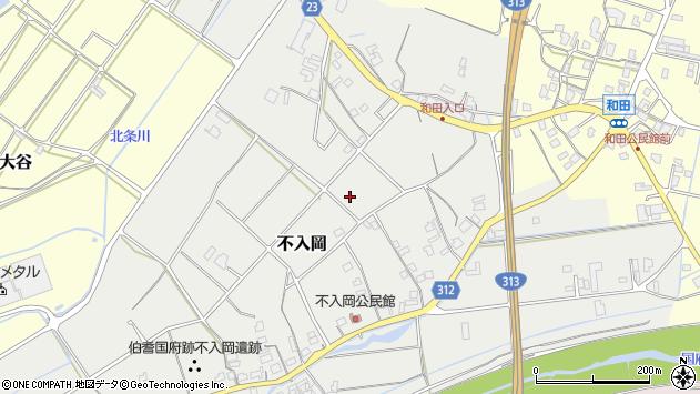 〒682-0915 鳥取県倉吉市不入岡の地図