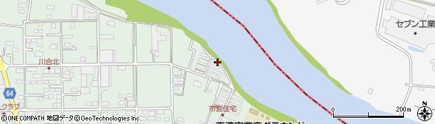 東野住宅周辺の地図