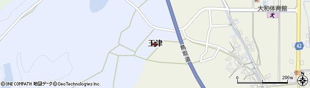 鳥取県鳥取市玉津周辺の地図