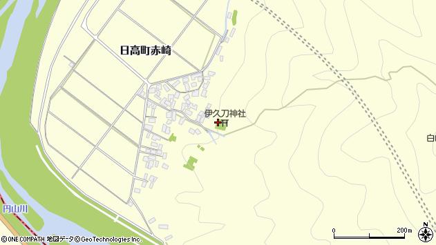〒669-5314 兵庫県豊岡市日高町赤崎の地図