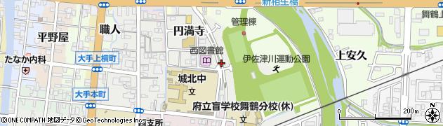 京都府舞鶴市円満寺周辺の地図