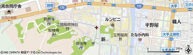京都府舞鶴市宮津口3周辺の地図