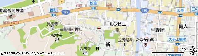 京都府舞鶴市宮津口47周辺の地図