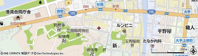 京都府舞鶴市宮津口41周辺の地図
