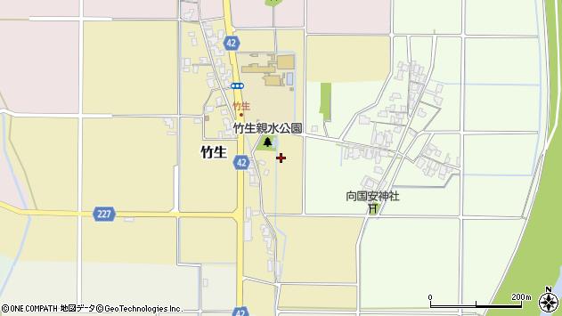 〒680-1162 鳥取県鳥取市竹生の地図
