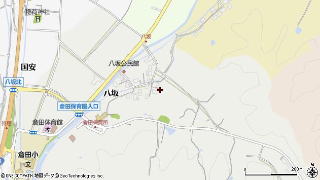 〒680-1143 鳥取県鳥取市八坂の地図