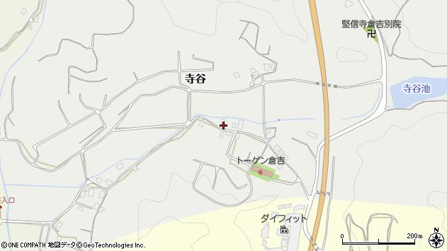 〒682-0911 鳥取県倉吉市寺谷の地図