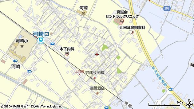 〒683-0852 鳥取県米子市河崎の地図