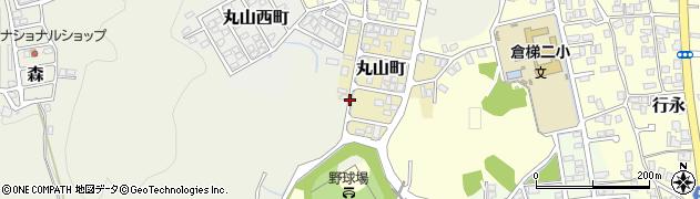 京都府舞鶴市丸山町周辺の地図