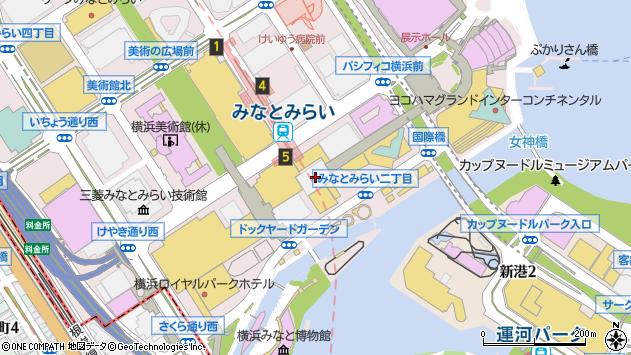 横浜 市 西区 みなとみらい 郵便 番号