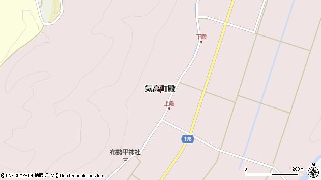 〒689-0342 鳥取県鳥取市気高町殿の地図