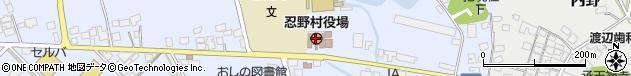 山梨県南都留郡忍野村周辺の地図
