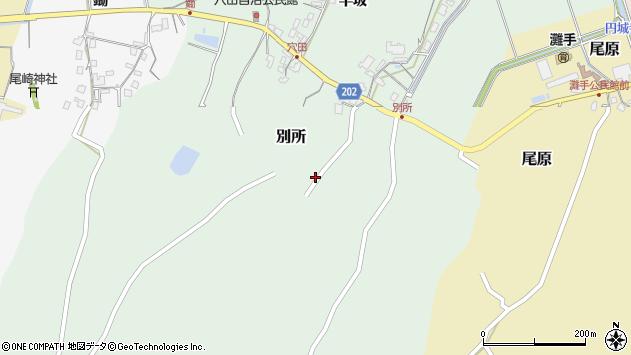 〒682-0953 鳥取県倉吉市半坂の地図