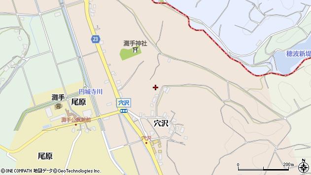 〒682-0901 鳥取県倉吉市穴沢の地図