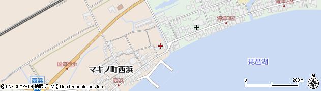 誓行寺周辺の地図