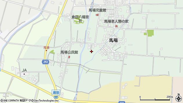 〒680-1131 鳥取県鳥取市馬場の地図