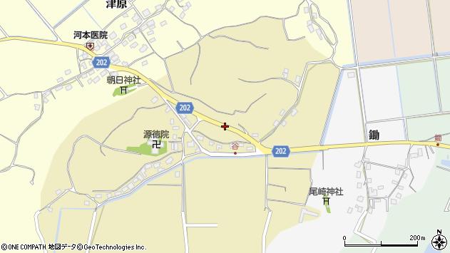 〒682-0954 鳥取県倉吉市谷の地図