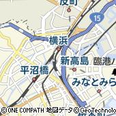 横浜中央郵便局駐車場