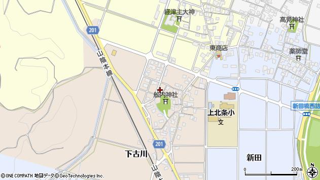 〒682-0005 鳥取県倉吉市下古川の地図