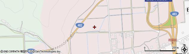 兵庫県豊岡市日高町久斗周辺の地図