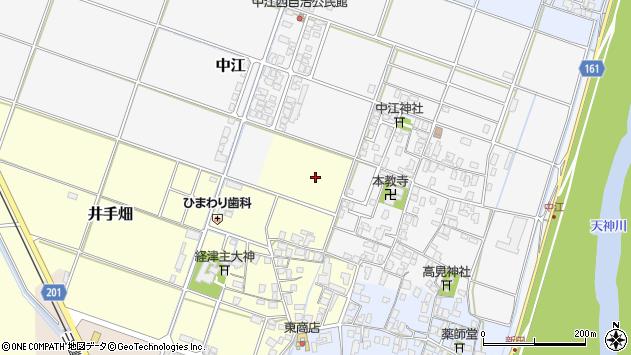 〒682-0006 鳥取県倉吉市井手畑の地図