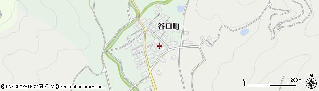 南流寺周辺の地図