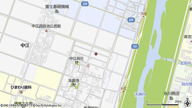 〒682-0002 鳥取県倉吉市中江の地図