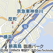 神奈川県横浜市神奈川区神奈川