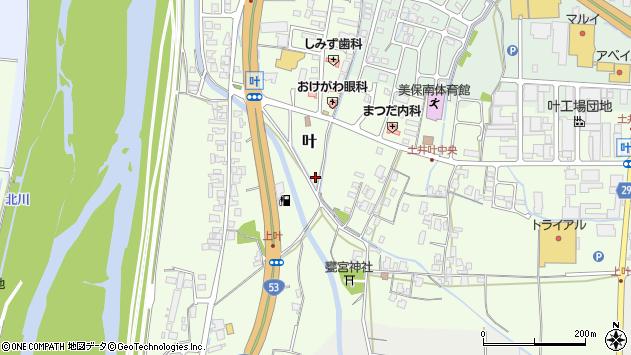 〒680-0874 鳥取県鳥取市叶の地図