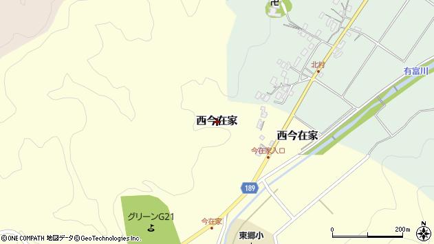 〒680-1173 鳥取県鳥取市西今在家の地図