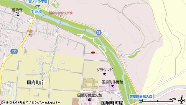 〒680-0146 鳥取県鳥取市国府町町屋の地図