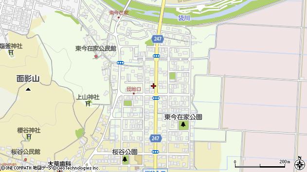 〒680-0852 鳥取県鳥取市東今在家の地図