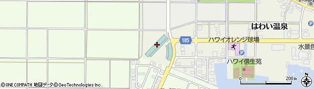 ホテルウインク周辺の地図