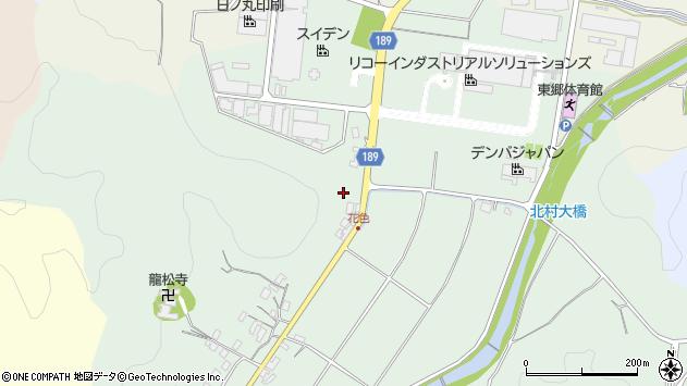 〒680-1172 鳥取県鳥取市北村の地図
