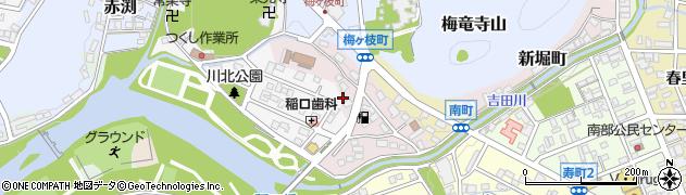 岐阜県関市西欠ノ下周辺の地図