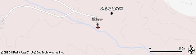 総持寺周辺の地図