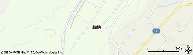 鳥取県鳥取市長柄周辺の地図