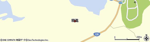 山梨県南都留郡富士河口湖町精進周辺の地図