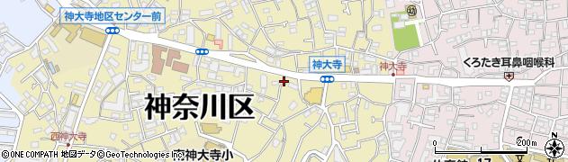 博雅周辺の地図
