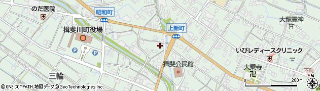 いび漢方クリニック周辺の地図