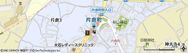 神奈川県横浜市神奈川区周辺の地図