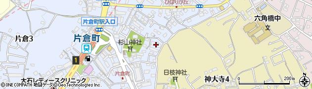 片倉町パークホームズ周辺の地図