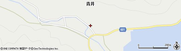 京都府舞鶴市青井周辺の地図