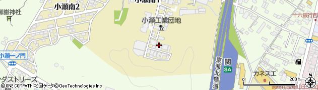 有限会社サトウ工業周辺の地図